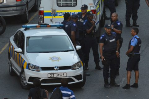 Metro Police Cape Town Bylaws