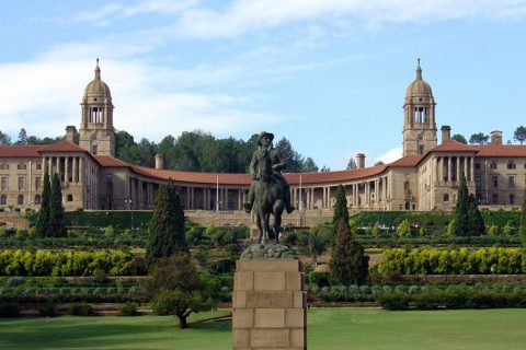 Union Building South African SA Government
