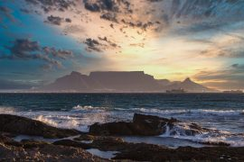 Table Mountain Cape Town Cape Independence Western Cape