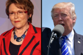 Helen Zille and Donald Trump