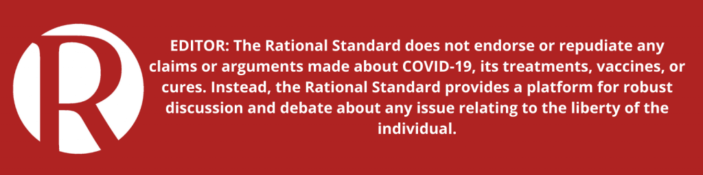 Rational Standard RS Covid Disclaimer Banner