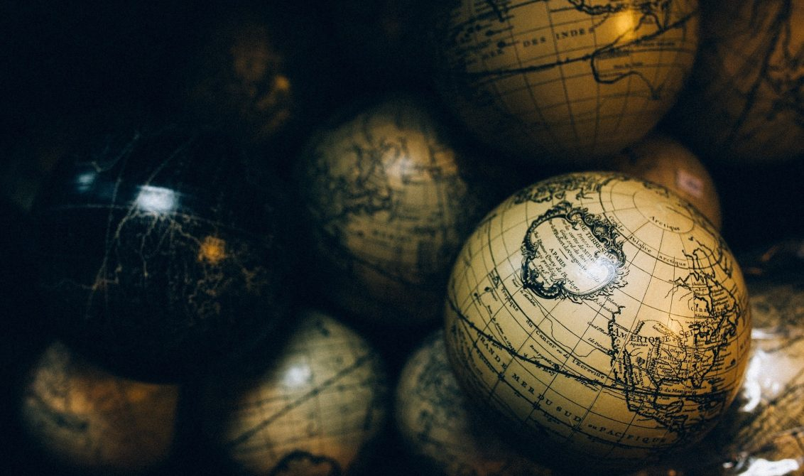 Globes globalisation interconnectedness interconnected globes history