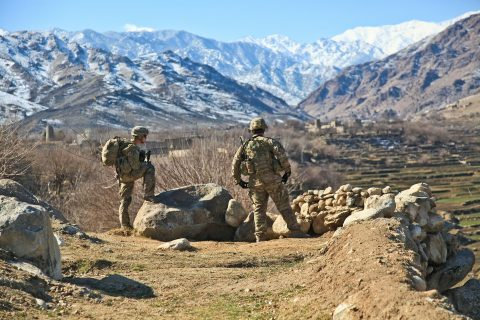 Afghanistan United States Soldiers Liberal Empire